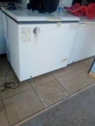 Congeladores uma e duas tampas barato