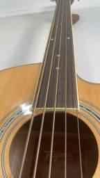 Baixolão Fretless 5 cordas baixo Tagima