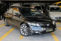 Título do anúncio: Honda Civic New  LXL 1.8 i-VTEC (Couro) (Aut) (Flex)