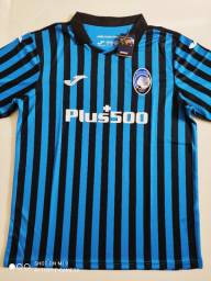 Camisa Atalanta Home Joma 20/21 - Tamanhos: M, G