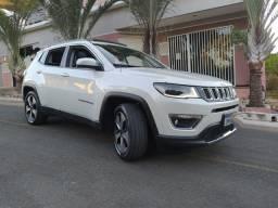 Jeep Compass Longitude (Teto solar panorâmico+pacote Premium)o mais top anunciado