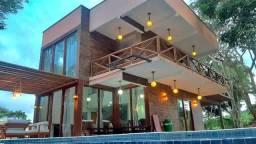 Excelente casa mobiliada na serra de Guaramiranga dentro da cidade de Mulungu