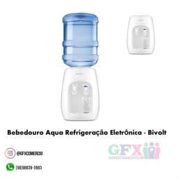 Bebedouro Aqua refrigeração eletrônica