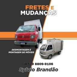 FRETES E MUDANÇAS EM PETROLINA, JUAZEIRO E REGIÃO DO VALE DO SÃO FRANCISCO