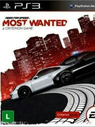 Título do anúncio: Need For Speed most wanted PS3