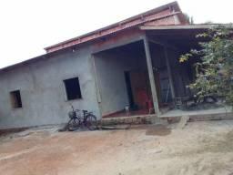 Casa inacabada com 2 terreno abaixo do valor pra vender logo