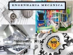 PMOC , NR12 - Laudos técnicos e ART para Curitiba, Paranaguá e cidades do litoral