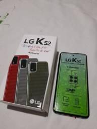 Celular LG k52 s