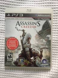 Assassin?s Creed III - PS3