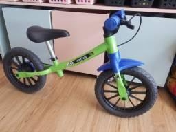 Bicicleta aro 12 - Sem pedal