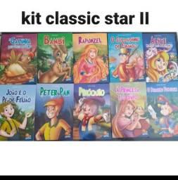 KIT Classis Star II - 10 unidades