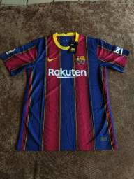 Camisa do Barcelona Home 20/21