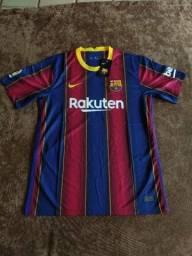 Camisa do Barcelona Home 20/21