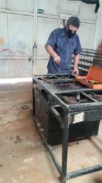 Conserta- se fogão