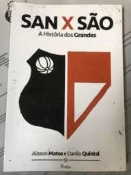 Livro SAN X SÃO
