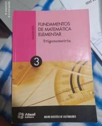 Fundamentos da Matemática Elementar Trigonometria