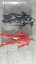 Homem de Ferro e Máquina de Combate