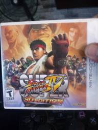 Nintendo 3ds street fighter 4 completo
