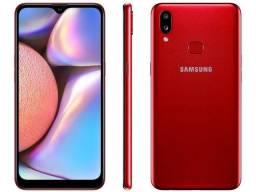 Samsung A10S Vermelho NOVO