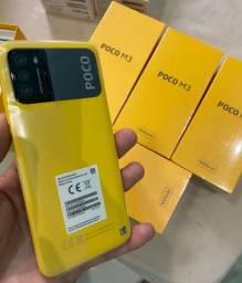 Imperdível Xiaomi Poco M3 128gb 4gb ram 6000mAh