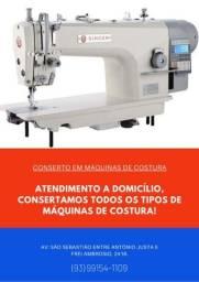 CONSERTOS DE MAQUINAS DE COSTURA