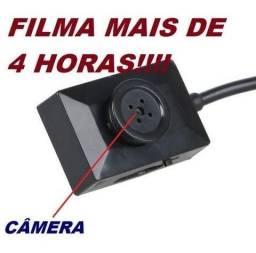 Micro Camera Espiã Usb Botão Grava No Micro sd Pronta Entrega