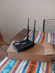 Roteador / Repetidor de sinal vivo