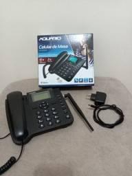 Telefone rural / Celular de mesa - Aceito propostas!!!