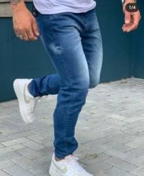 Título do anúncio: Calças jeans masculinas atacado e Varejo