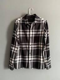 Camisa Xadrez Allsaints / Tam PP