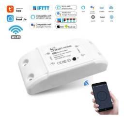 Interruptor Tomada Inteligente Wifi Smart Switch Automação