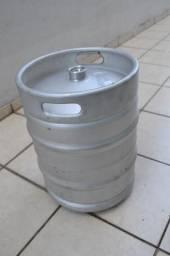 Barril de chopp 50 litros - Usado 2 vezes