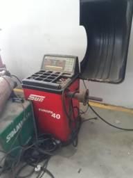 Maquina de balanceamento