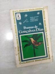 Livro: Poemas de Gonçalvez Dias