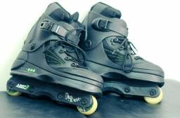 Patins Traxart Ice Daciel Monster