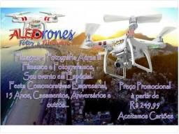 Drone >>> Filmagem Aérea, em Drone é com a Arte Alêd!!!