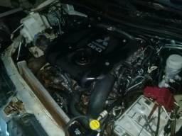 Motor triton diesel 3.2 completo