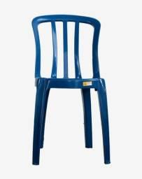 Cadeira Plástica Bistrô - Mega Promo