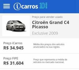 Grand Picasso C4 - 2009