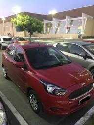 Ford KA 1.0 Se 17/18 ÚNICA DONA - 2018