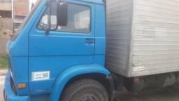 Caminhão vw baú toco - 1986
