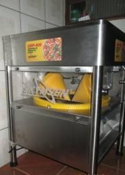 Abridora de massa de pizza AMP-400 Skymsen