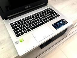 Ultrabook Asus i7 com 2gb vídeo Nvidia e SSD / 8gb RAM / 1 tera + SSD / tela 14?