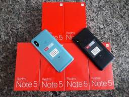Xiaomi Redmi Note 5 - Novo na Caixa - Capinha e Película de Brinde