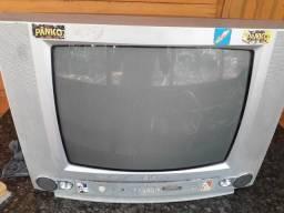 TV De Tubo Cinza e Preta 25 reais cada uma!