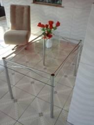 Mesa de vidro top