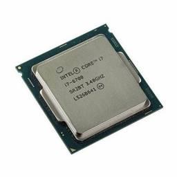 I7 6700 + Placa mae