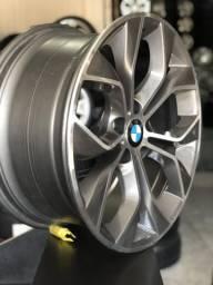 Rodas BMW X4 M 18x8 Furacão 5x120 Originais R$2.900,00 o jogo