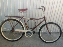 Bicicleta! restauração e pintura na promoção