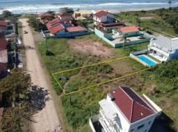 Terreno à venda, 384 m² por r$ 185.000,00 - uirapuru - itapoá/sc